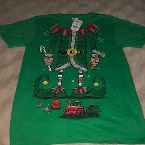 Elf T-Shirt Brand New From Kohl's